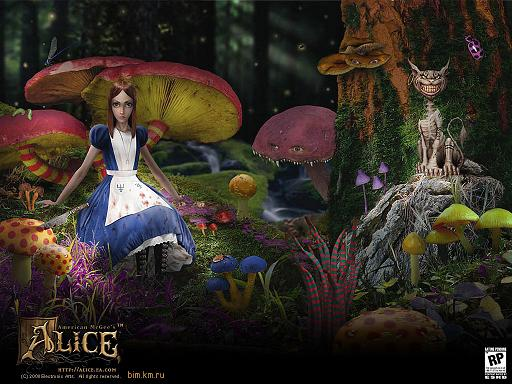 alice in wonderword